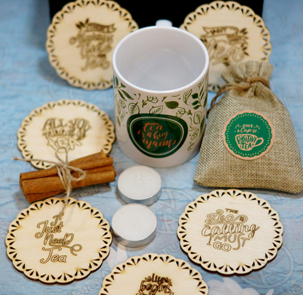 Նվեր-փաթեթ թեյի սիրահարների համար