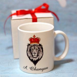 Անվանական թեյի բաժակ