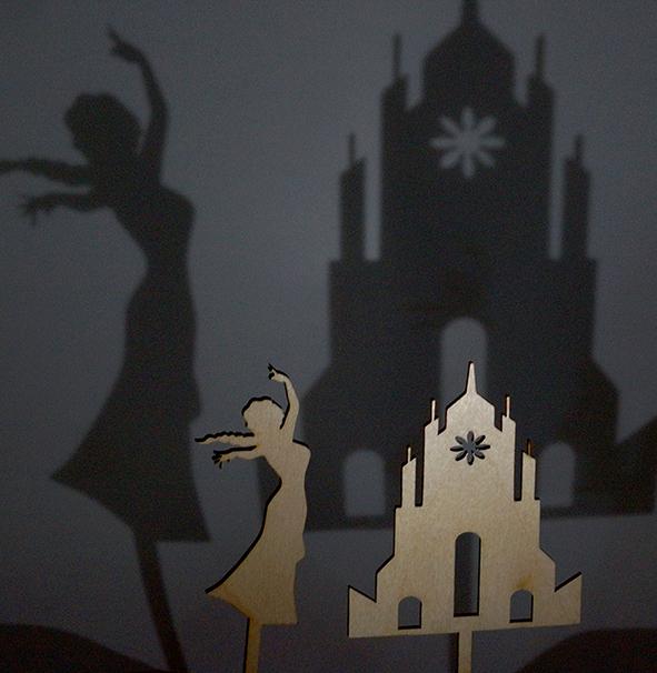 Ստվերների թատրոն «Սառցե սիրտը»
