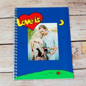 Love is... ֆոտոգիրք 9 լուսանկարով