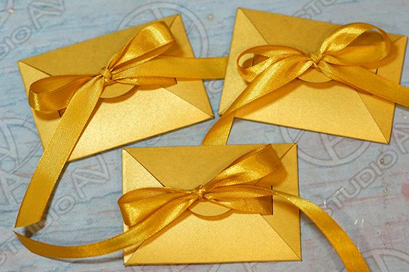 Ծրար նվեր-քարտի համար