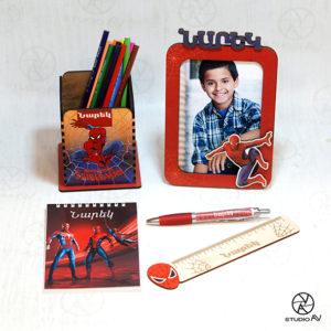 Spiderman նվեր-փաթեթ