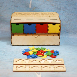 «Կախարդական արկղիկ» զարգացնող խաղ