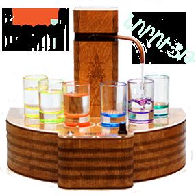 Mini Barman խմիչք լցնող սարք